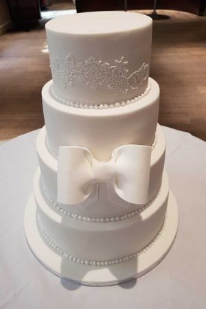 Custom Wedding Cakes from Chateau, Chiswick