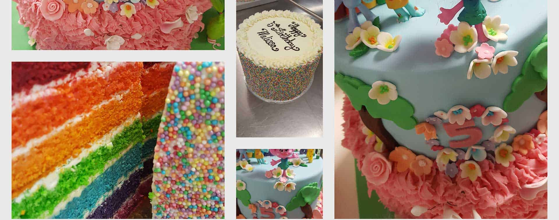 Special Order Cakes from Chateau, Chiswick